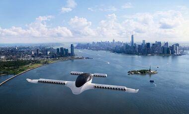 New York City - Manhattan overview